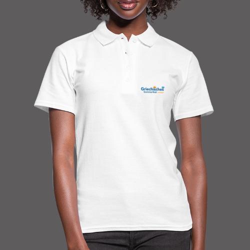 Griechisches Sommerfest Vaihingen - Frauen Polo Shirt