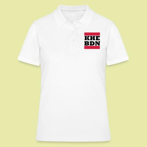 Karslruhe Baden - Frauen Polo Shirt