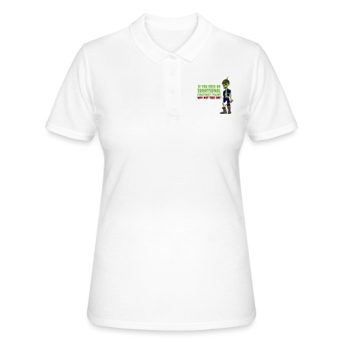 conspiracy theory - Women's Polo Shirt