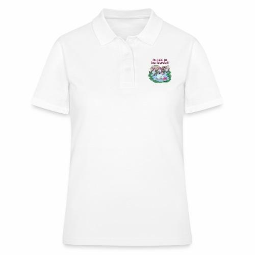 Kein Einhornhof! - Frauen Polo Shirt