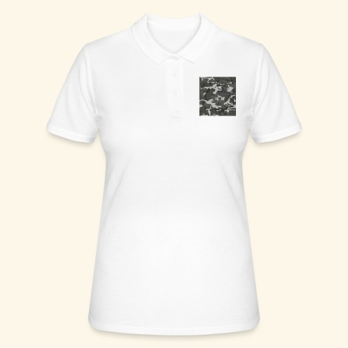 Camouflage militaire - Women's Polo Shirt