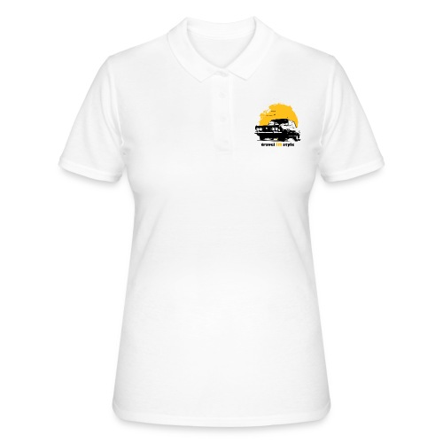 Travel in style - Women's Polo Shirt