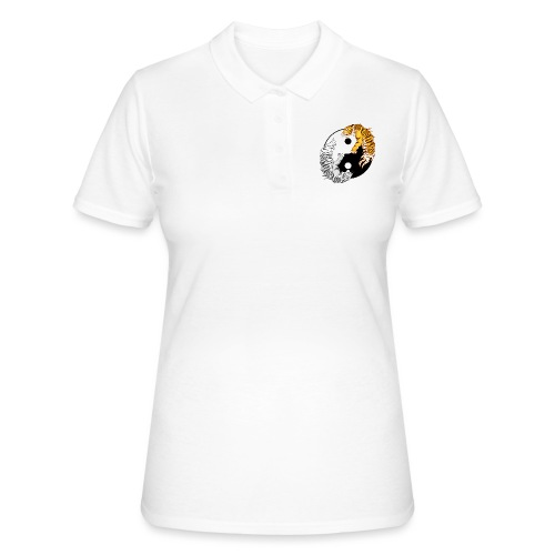 Yin & Yang Tigers - Women's Polo Shirt