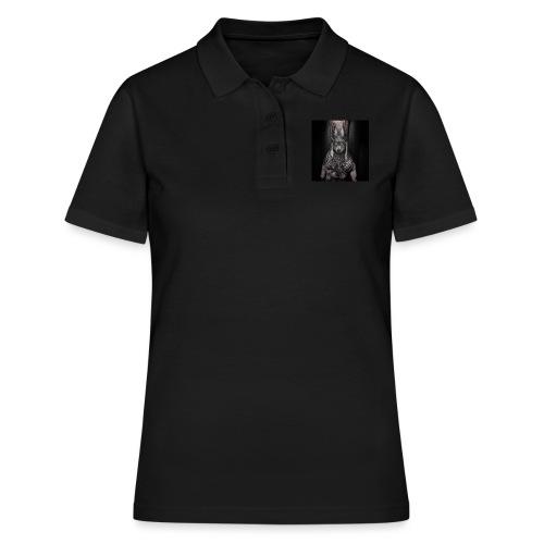 hund - Frauen Polo Shirt