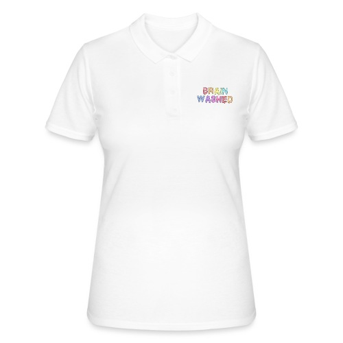 Brain Washed - Women's Polo Shirt