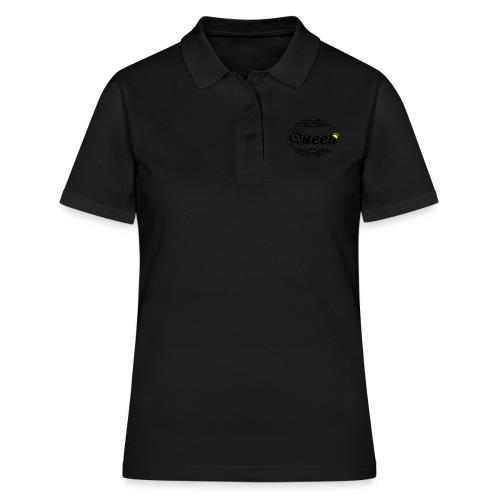 queen - Camiseta polo mujer