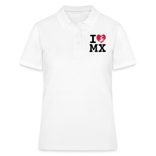 I love MX 2 - Women's Polo Shirt