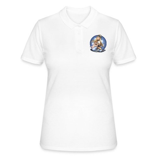 DEEJANE - Frauen Polo Shirt