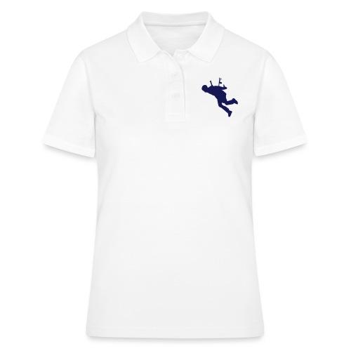 Paragleiter startet - Frauen Polo Shirt