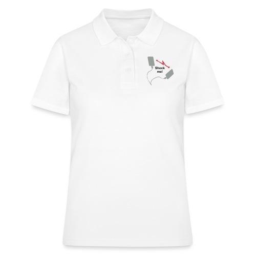 Defibrillator - Shock me! - Frauen Polo Shirt