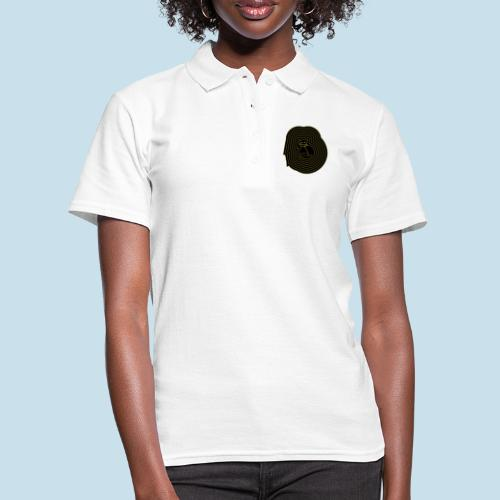 katzen spirale 6 - Frauen Polo Shirt