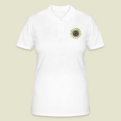 Celebrate Life - Frauen Polo Shirt