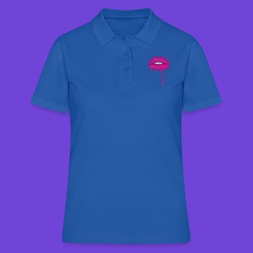 Purple Kiss - Women's Polo Shirt