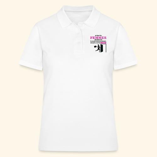 Un jour les femmes.. - Women's Polo Shirt