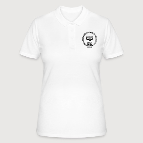 Support Indy Wrestling Anywhere - Women's Polo Shirt