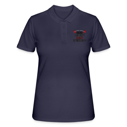 Para el Espejo: GYM - DOLOR TEMPORAL - Women's Polo Shirt