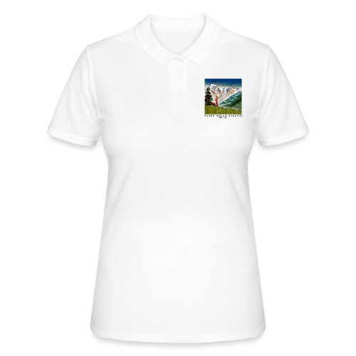 VINTAGE DAME - Frauen Polo Shirt