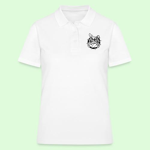 Bulldog souriant - Women's Polo Shirt