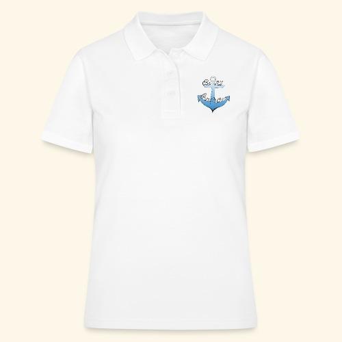 Be my anchor weiß Herren - Frauen Polo Shirt
