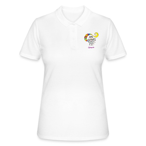 Cyclopatte - Women's Polo Shirt