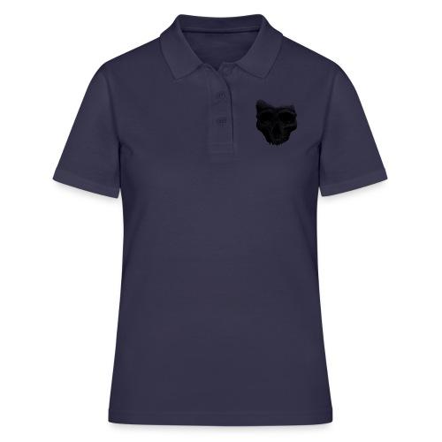 Simple Skull - Women's Polo Shirt