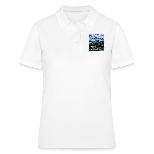 #SchönesTirol - Frauen Polo Shirt