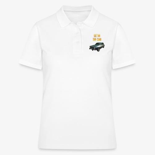 PUBG Get in the car! - Frauen Polo Shirt