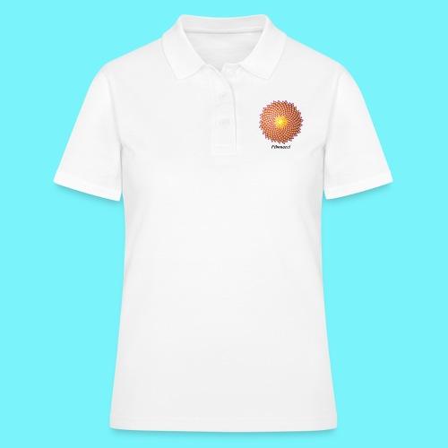 Fibonacci flower - Women's Polo Shirt