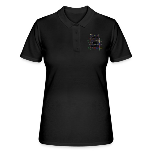 Talk less do more - Women's Polo Shirt