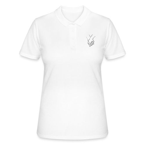 Two Hands - Polo Femme