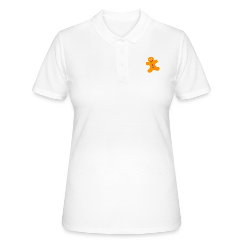 Gingerbread Man - Women's Polo Shirt