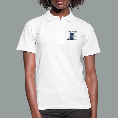 Die Welt ist voller magischer Momente - Frauen Polo Shirt