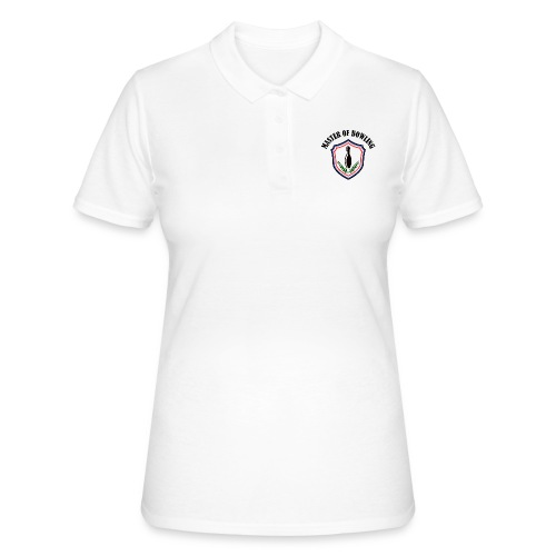 Master Of Bowling - Polo Femme
