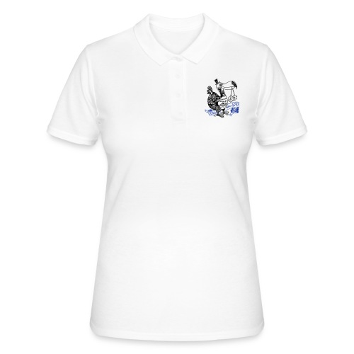 Dronte - Frauen Polo Shirt