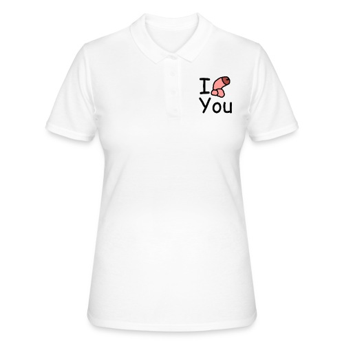 I dong you cup - Women's Polo Shirt