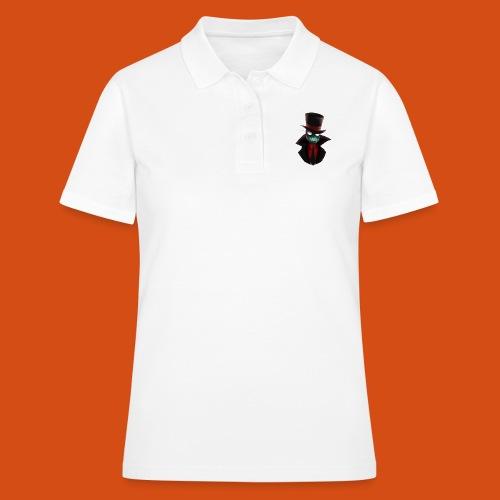 the blackhat - Women's Polo Shirt