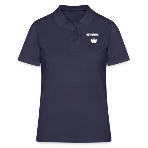 DÉTÉRMINÉ. - Women's Polo Shirt