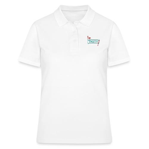 I'm tasty - Frauen Polo Shirt