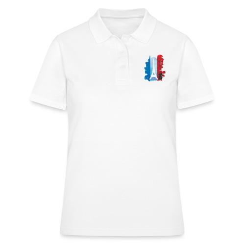 PARIS FRANCE - Women's Polo Shirt