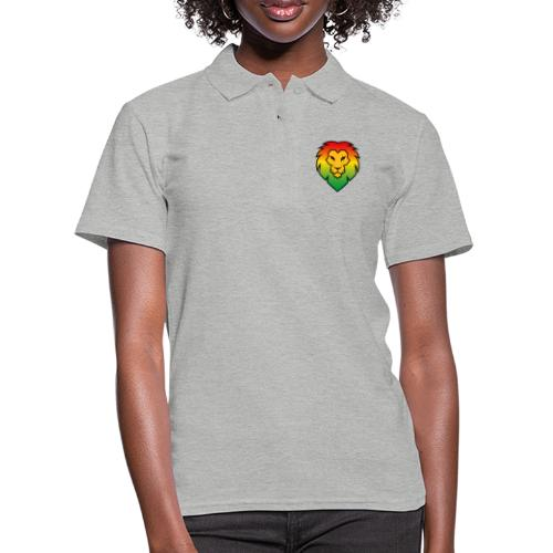 Ragga Lion - Women's Polo Shirt