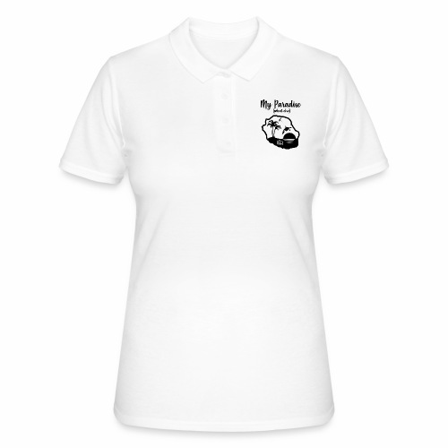 My Paradise (what else) - Women's Polo Shirt