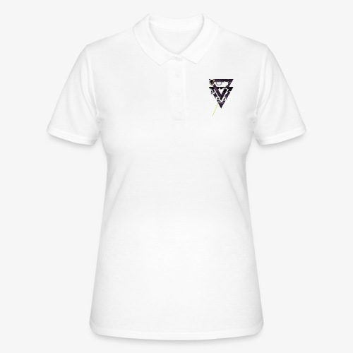 Cosmicleaf Triangles - Women's Polo Shirt