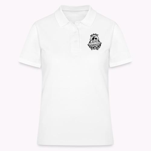 pig vs pig - Women's Polo Shirt