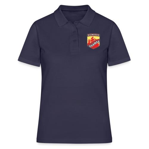 snapback pet rood/zwart combi - Women's Polo Shirt