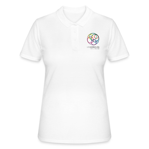 LESCERCLES Logo Colour - Women's Polo Shirt