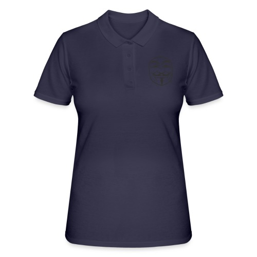 *NEW* Anonymous (H) - Women's Polo Shirt