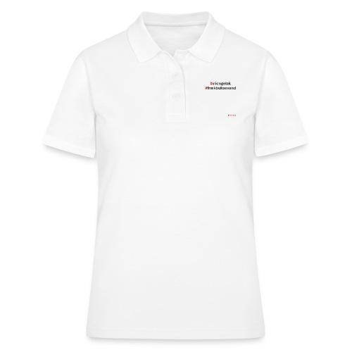 Hashtag - Women's Polo Shirt