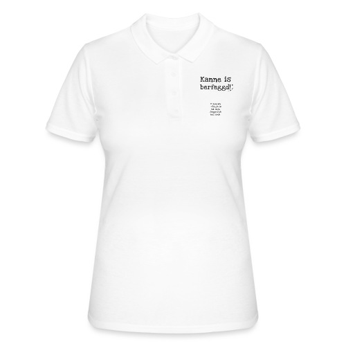 saggrisch - Frauen Polo Shirt