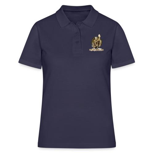 Höyrymarsalkan upea kangaskassi - Women's Polo Shirt