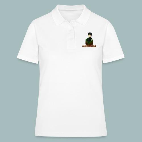 Mystudios Stylo - Frauen Polo Shirt